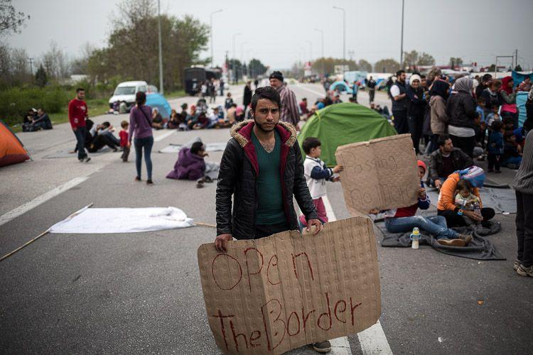 Campo de refugiados de Eko