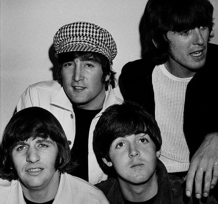 Los Beatles por Joana Biarnés