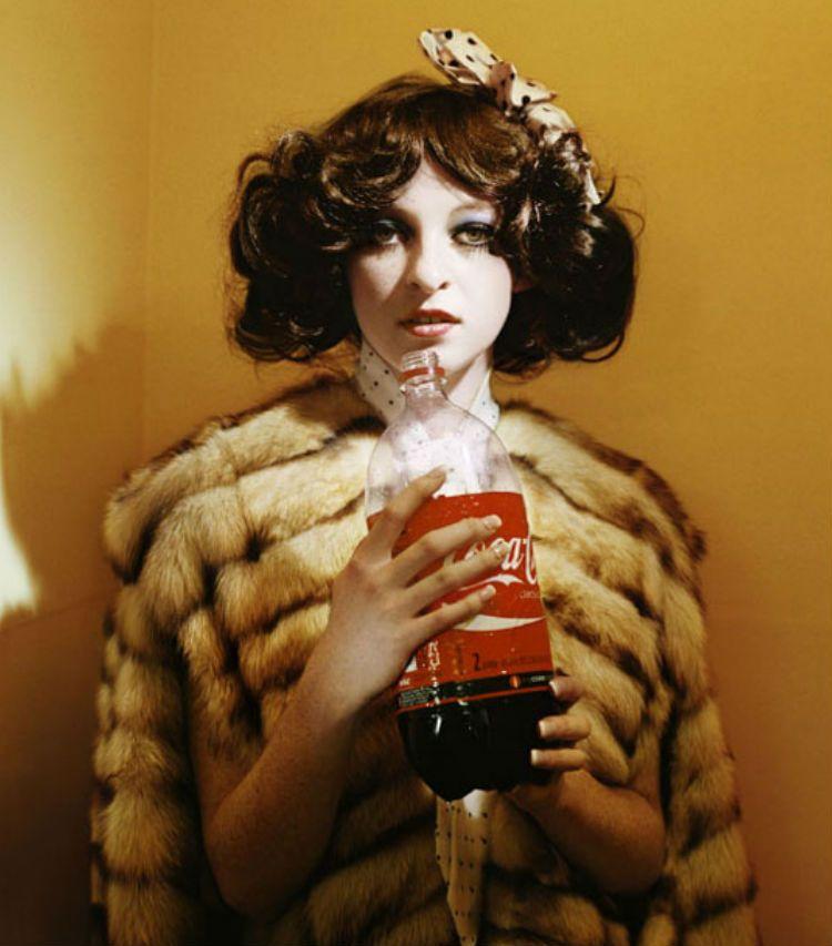 Publicidad de Coca-cola por Alex Prager