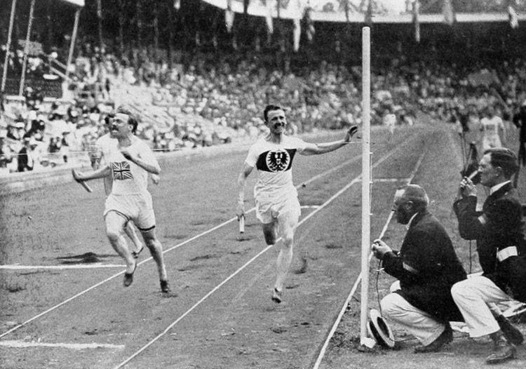 Atletas olímpicos 1912