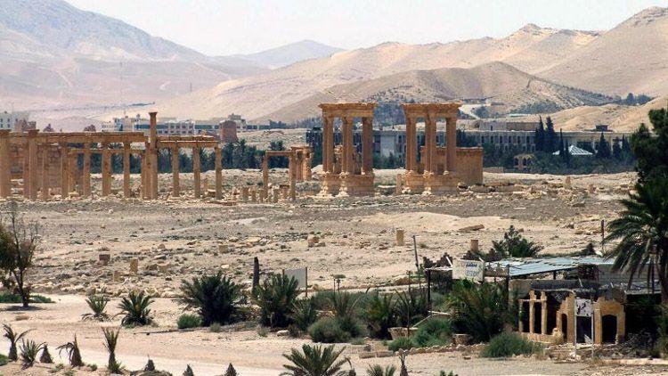 Baalshamin en Siria