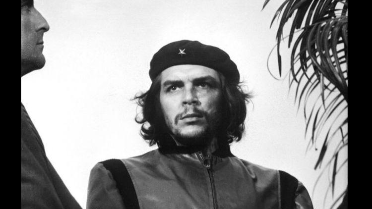 Retrato Che Guevara