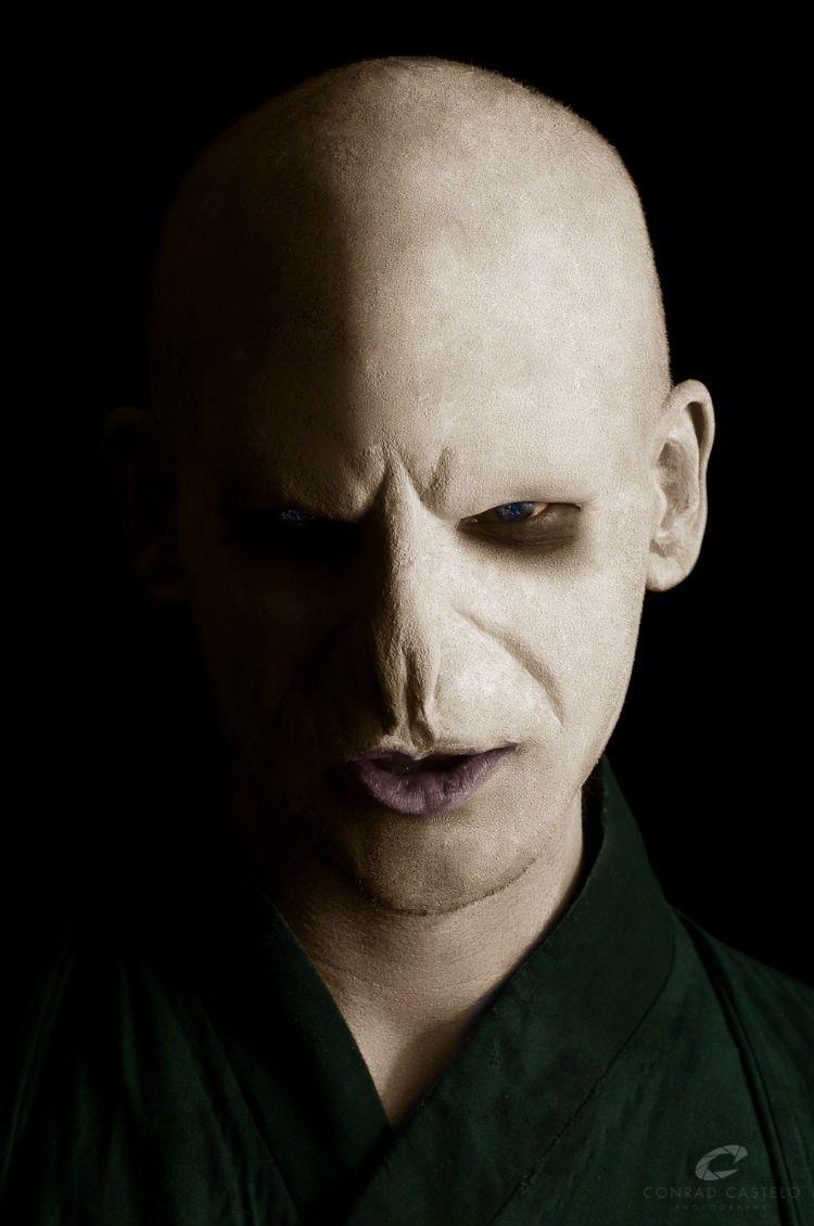 Voldemort por Conrad Castelo