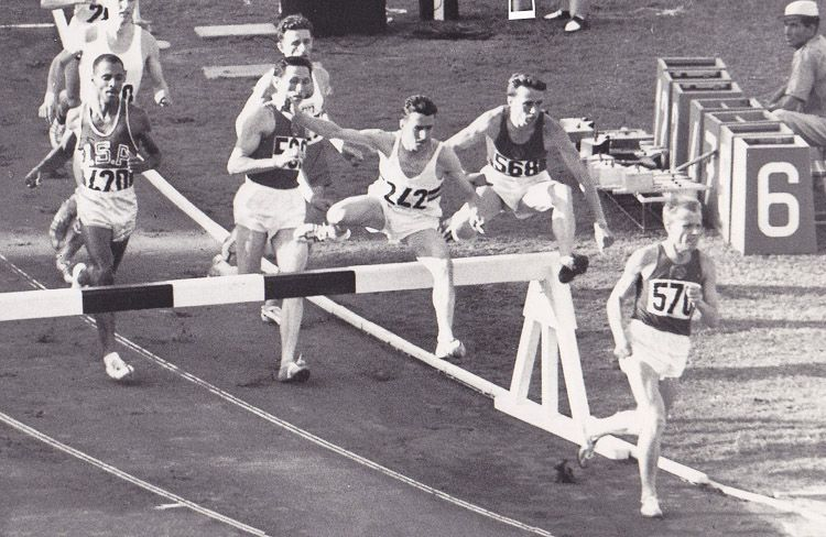 Juegos Olímpicos de EEUU 1960