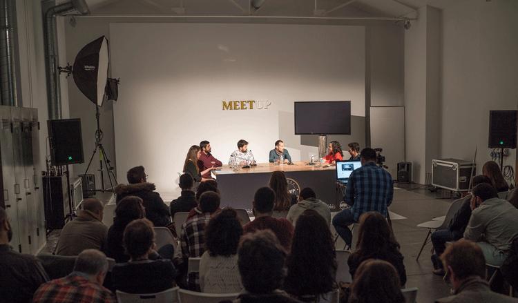 Meetup de fotoperiodismo