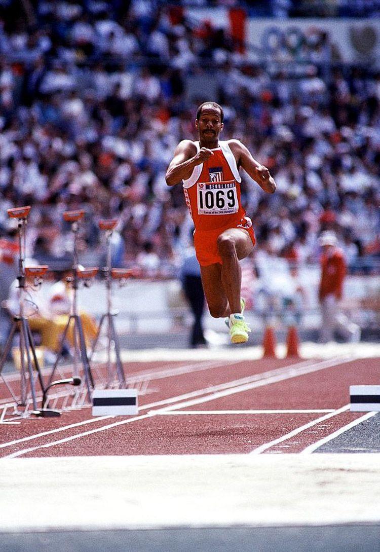 Atleta Willie Banks