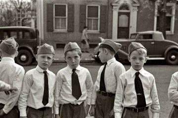 Fotografía durante la crisis del 29 por Walker Evans