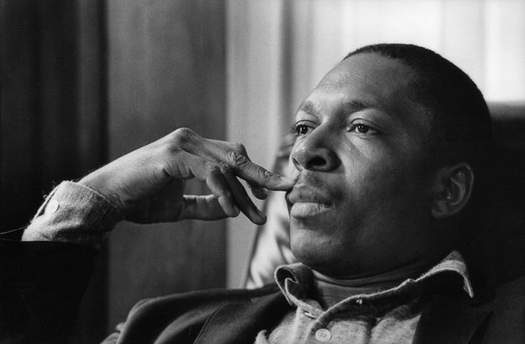 John Coltrane. Músico de jazz