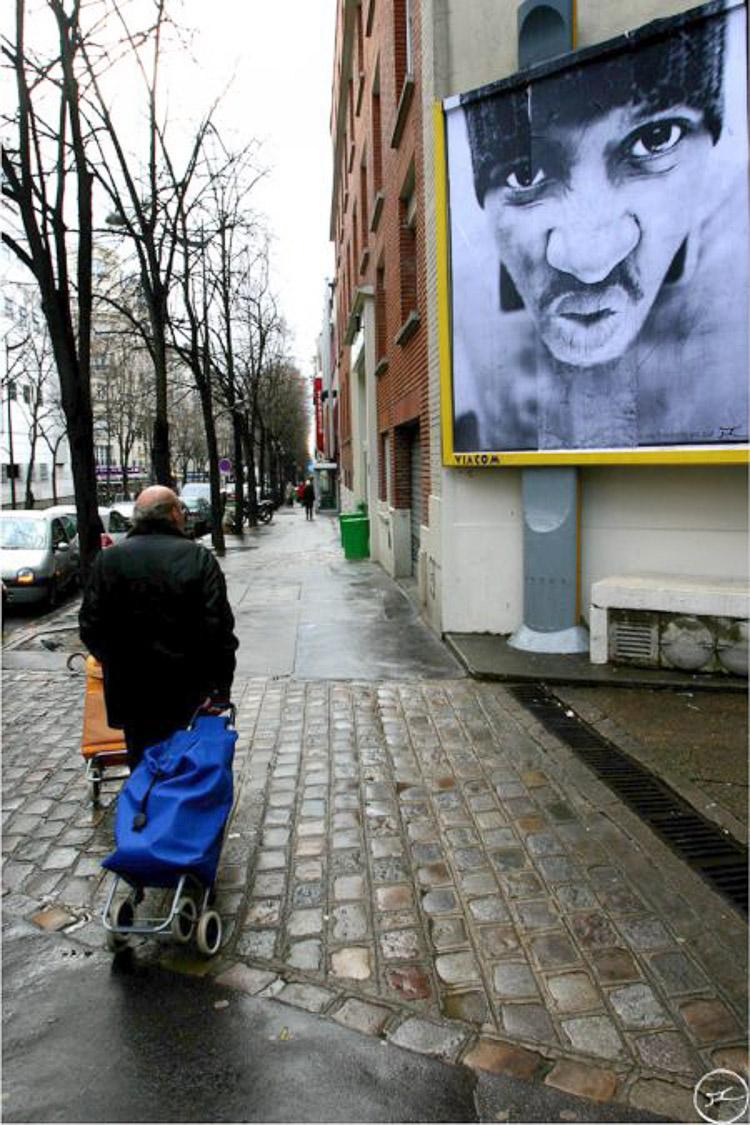 Retrato de una generación. Pared de París