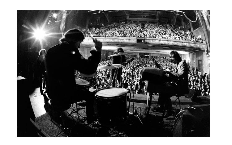Concierto de The Doors en el Fillmore East en 1968