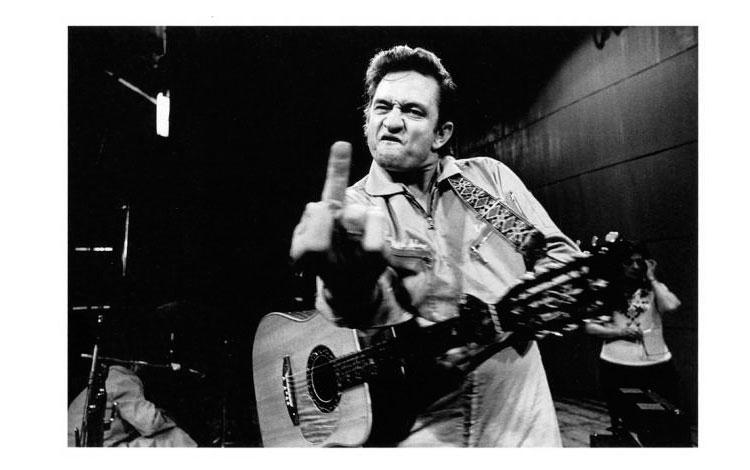 Concierto de Johnny Cash en San Quentin