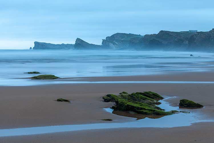 Fotografía de paisajes. Valdearenas. Cantabria