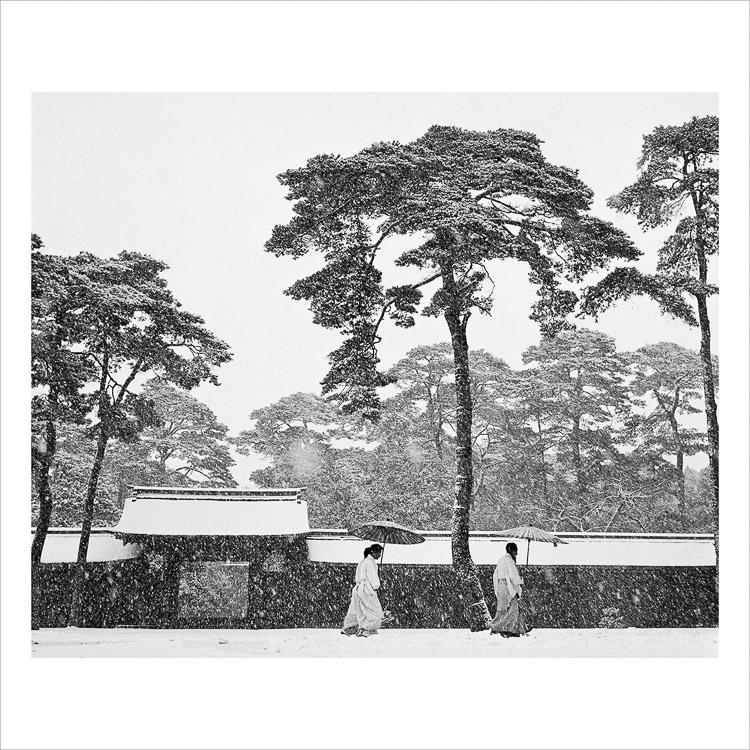Una de las mejores fotografías de Werner Bischof en Japón