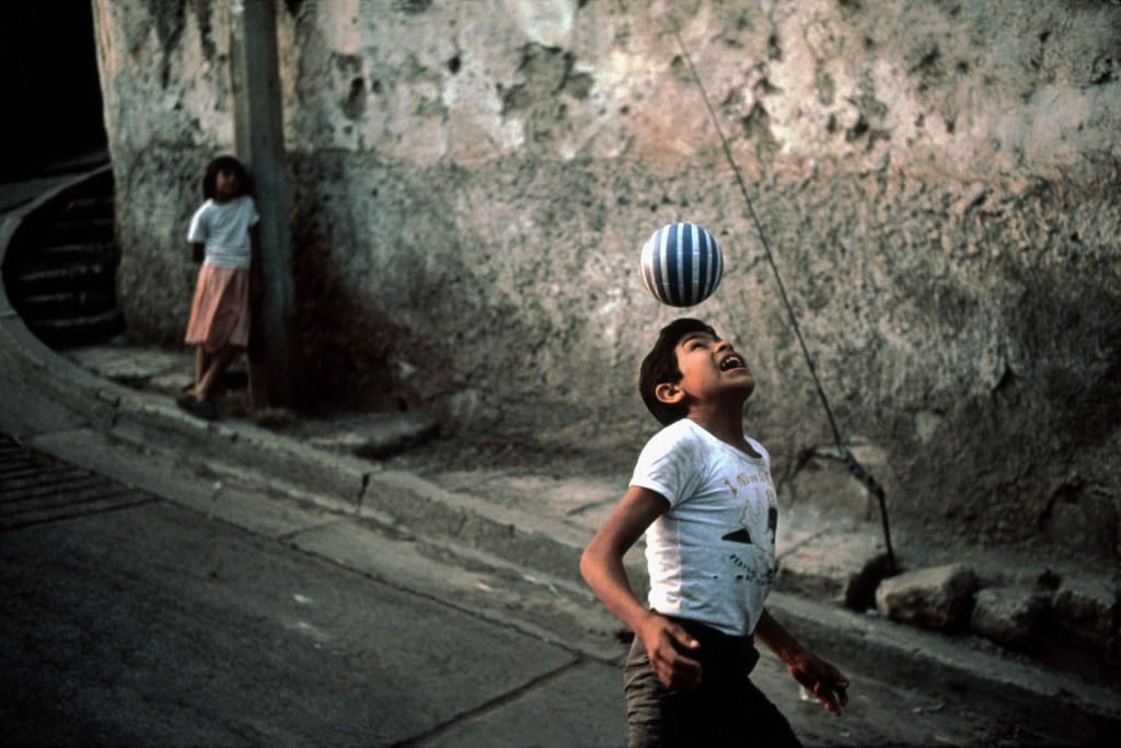 David Alan Harvey. Fotografía en Honduras