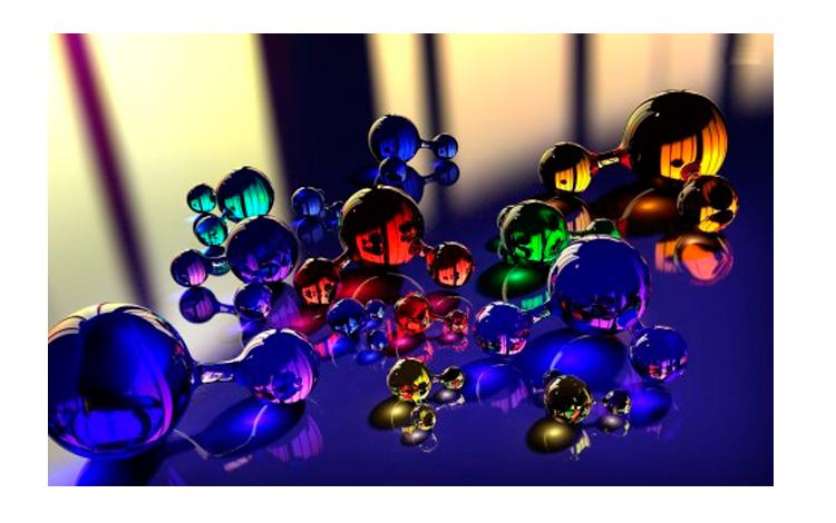 Estructuras moleculares del cristal