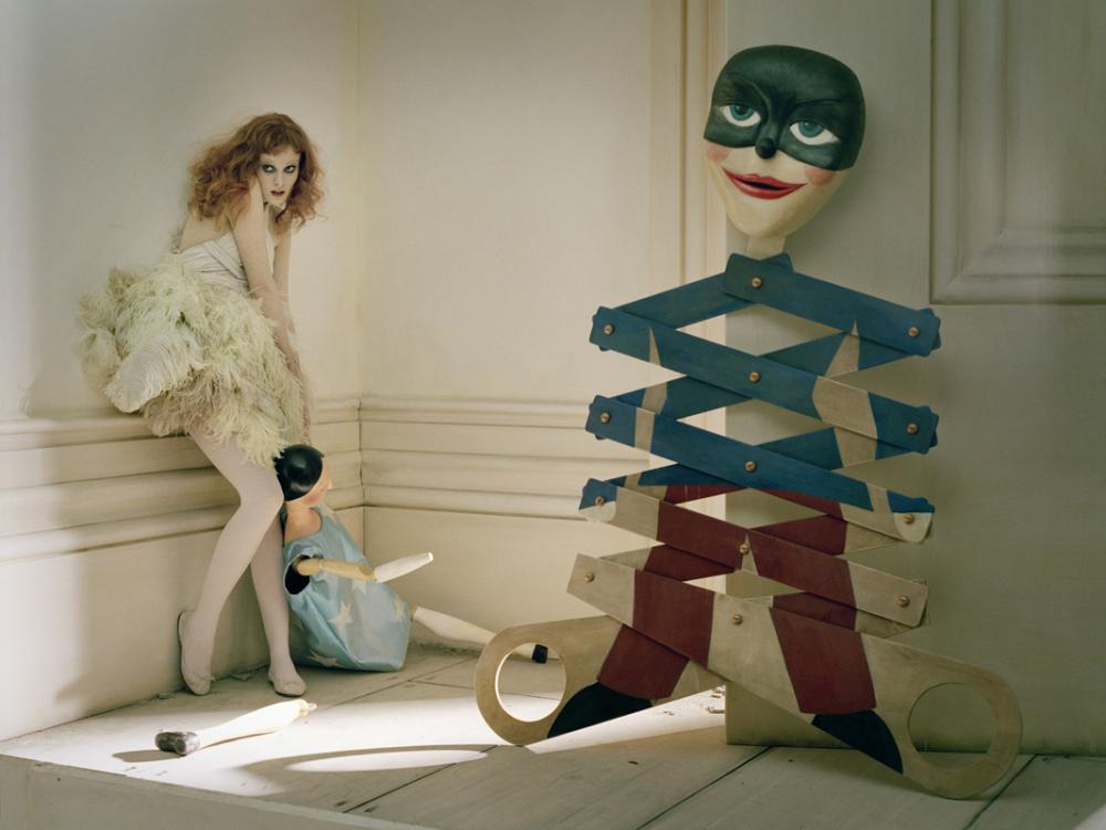 Fotografía revista Vogue