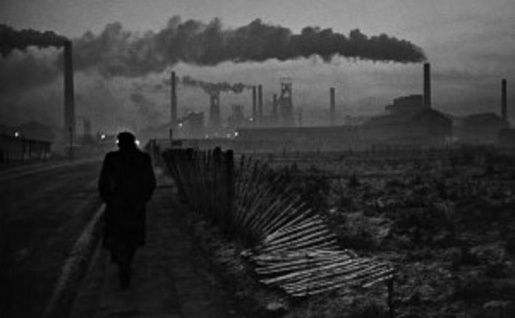Barrios industriales de Gran Bretaña