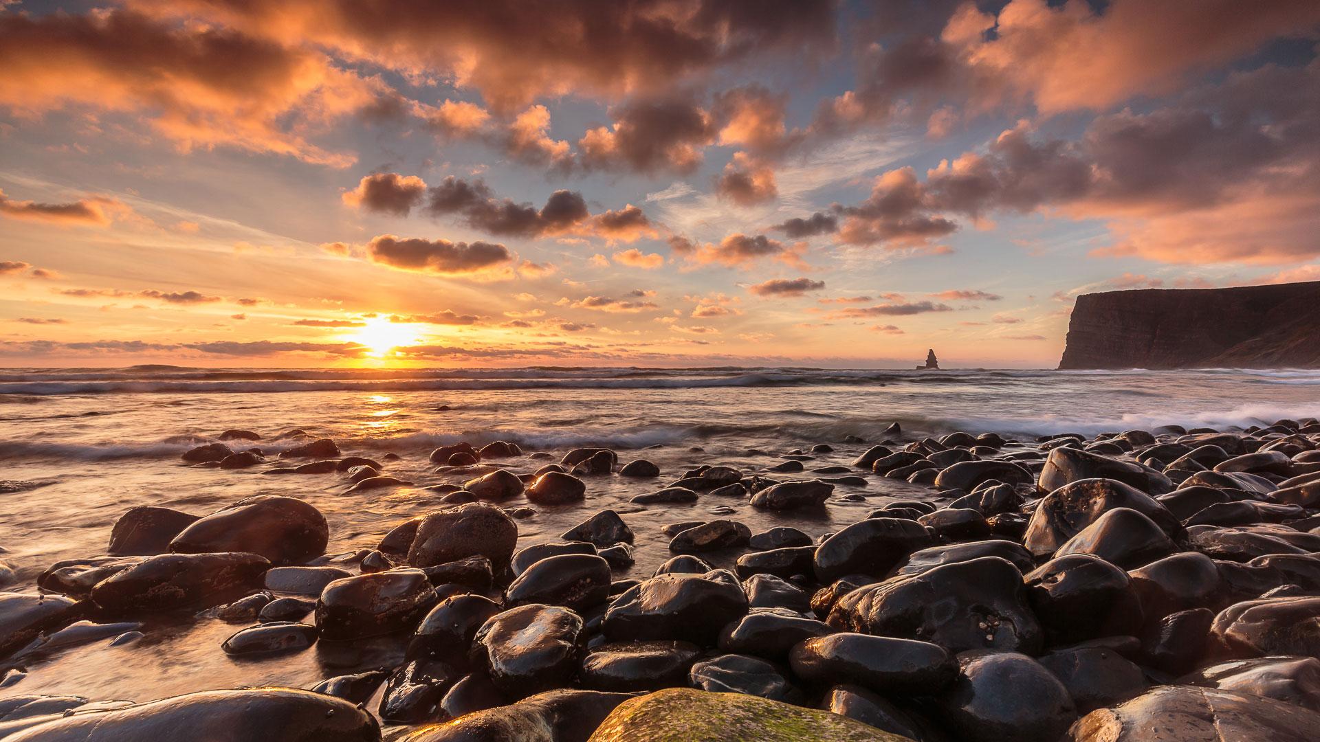 Cómo Fotografiar El Amanecer Y Atardecer En La Playa