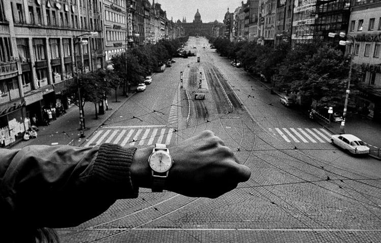 Fotógrafos documentales. Josef Koudelka