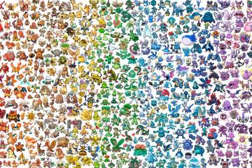 Pokemon Go Parecidos