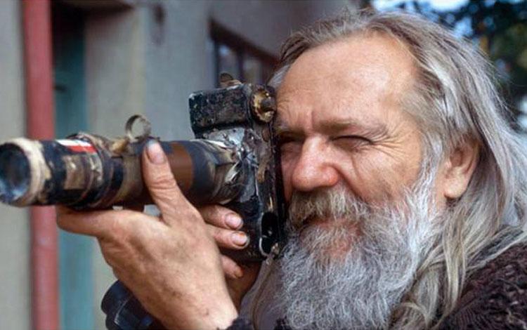Fotografía Voyeur de Miroslav Tichy