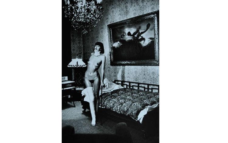 Jenny Capitain Berlin, 1977. Colección especial de fotografía voyeur