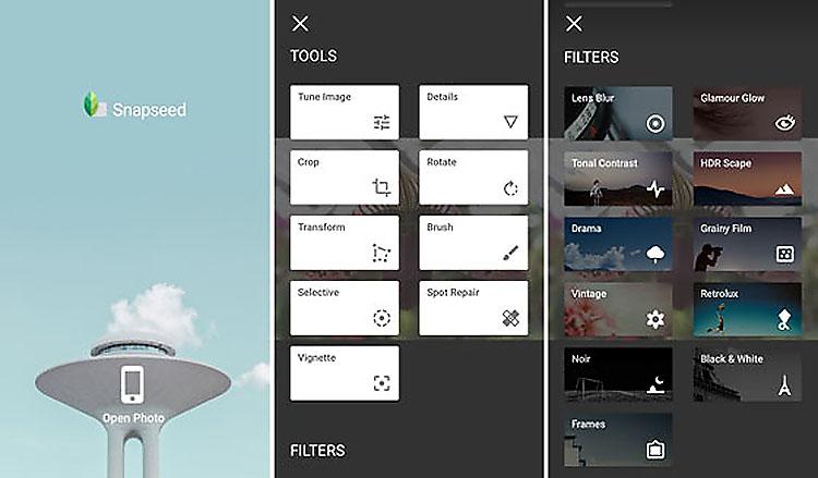 las-mejores-app-para-fotografia-snapseed