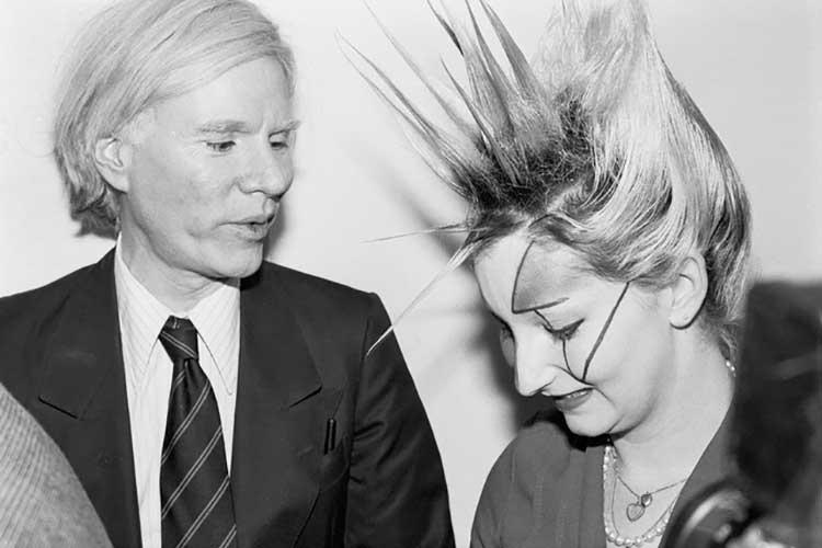 Andy Warhol y Jordan