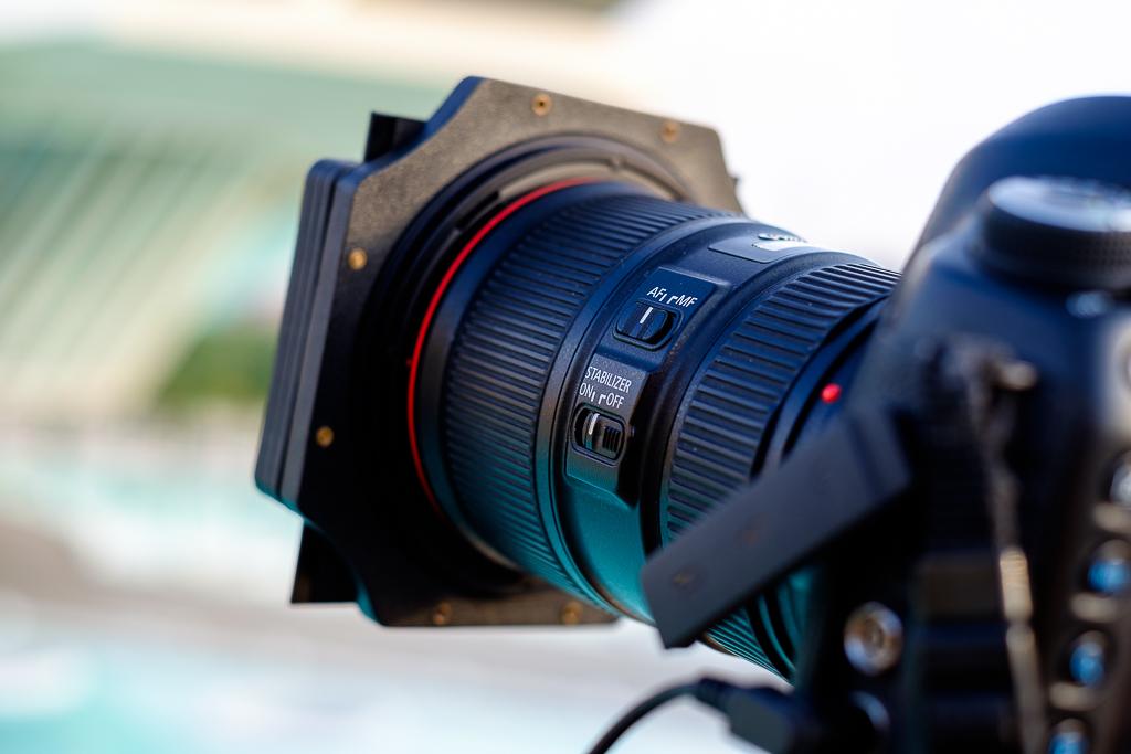 Objetivo de cámara fotográfica