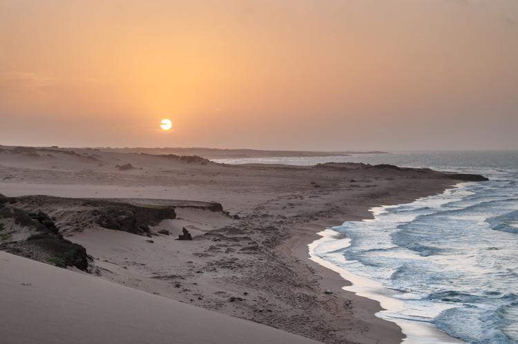 Playa de Colombia