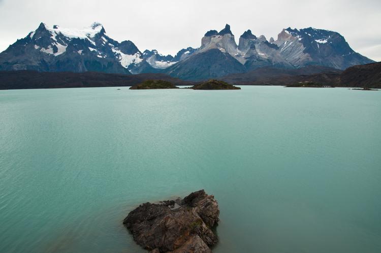 Paisaje en la Patagonia de Chile