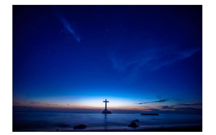 Chiko yamaoka cielo azul