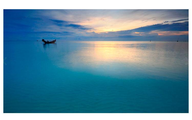 Nanta Samnran lago azul