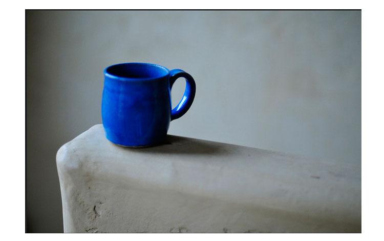 Cindy taza azul
