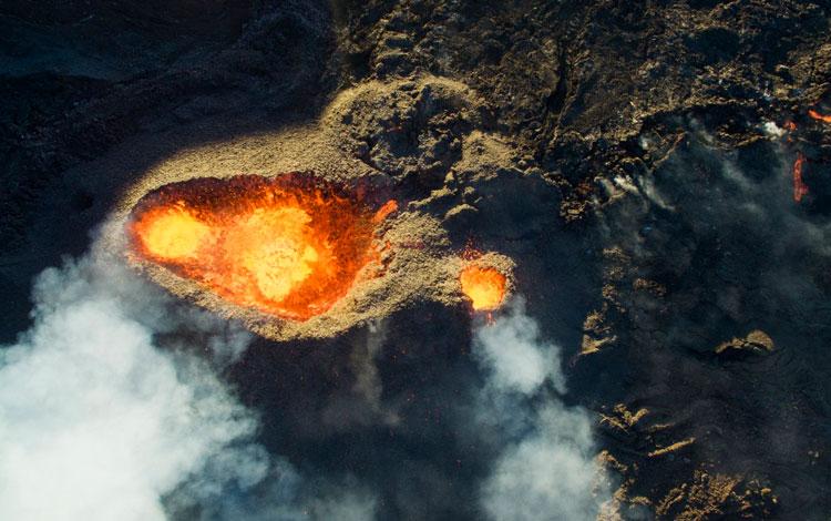 Volcán de Piton