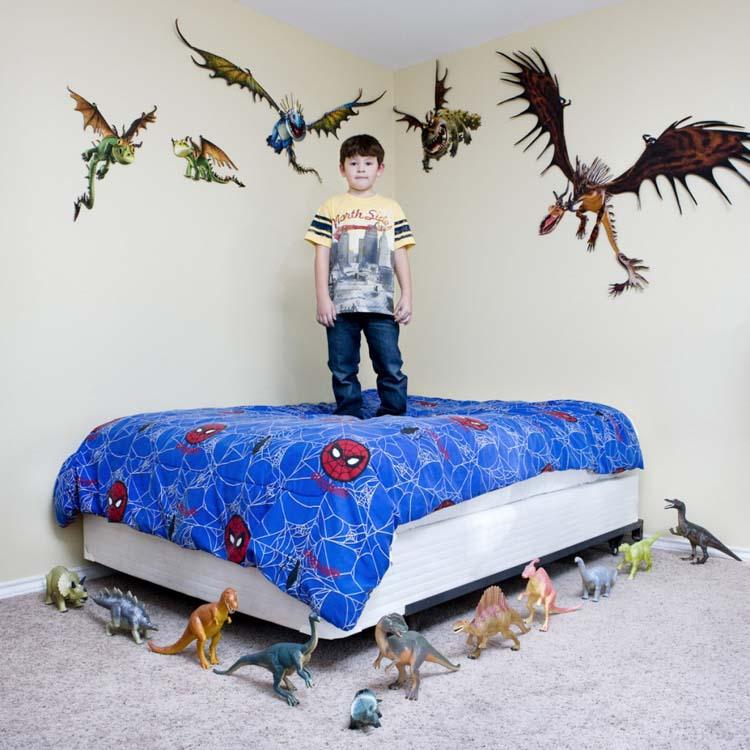 Imagen por Gabriele Galimberti, Toy Stories. Orly, Brownsville Texas