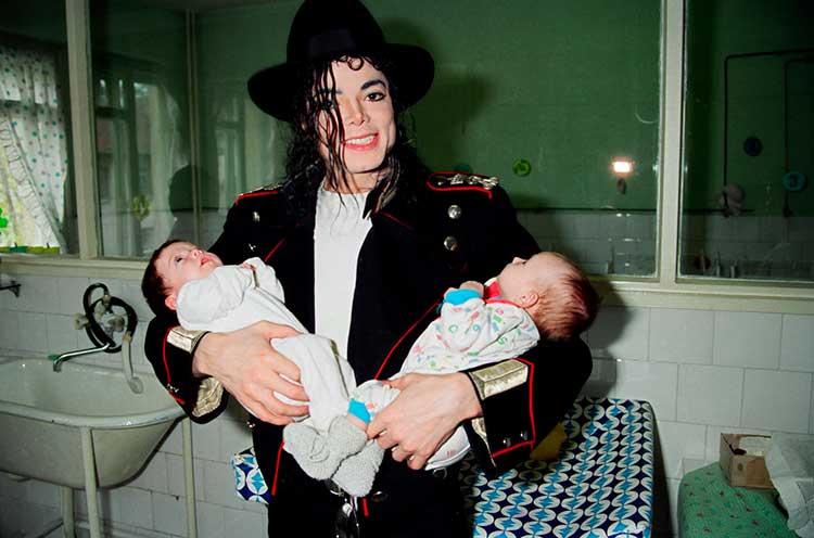 Michael Jackson en Rumanía