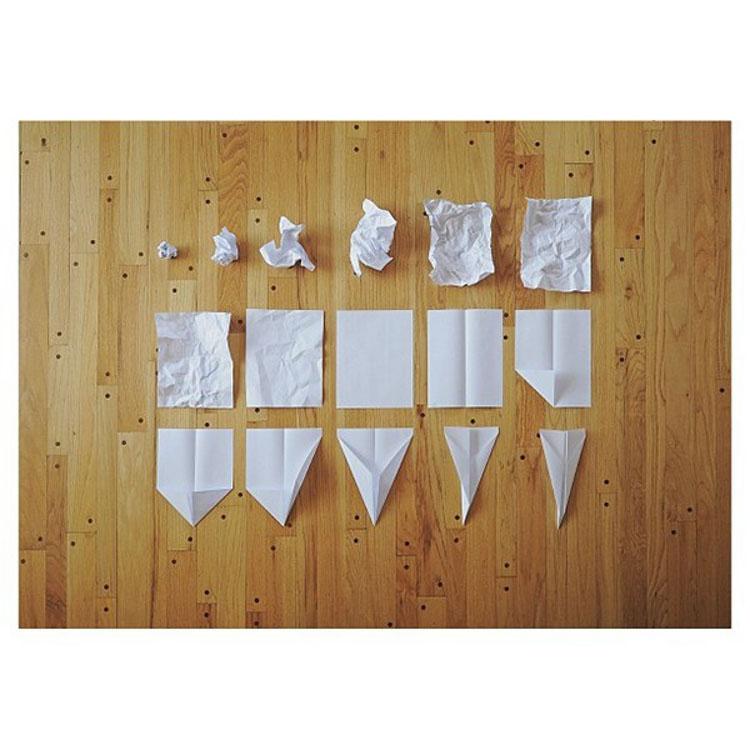 Brock Davis aviones de papel
