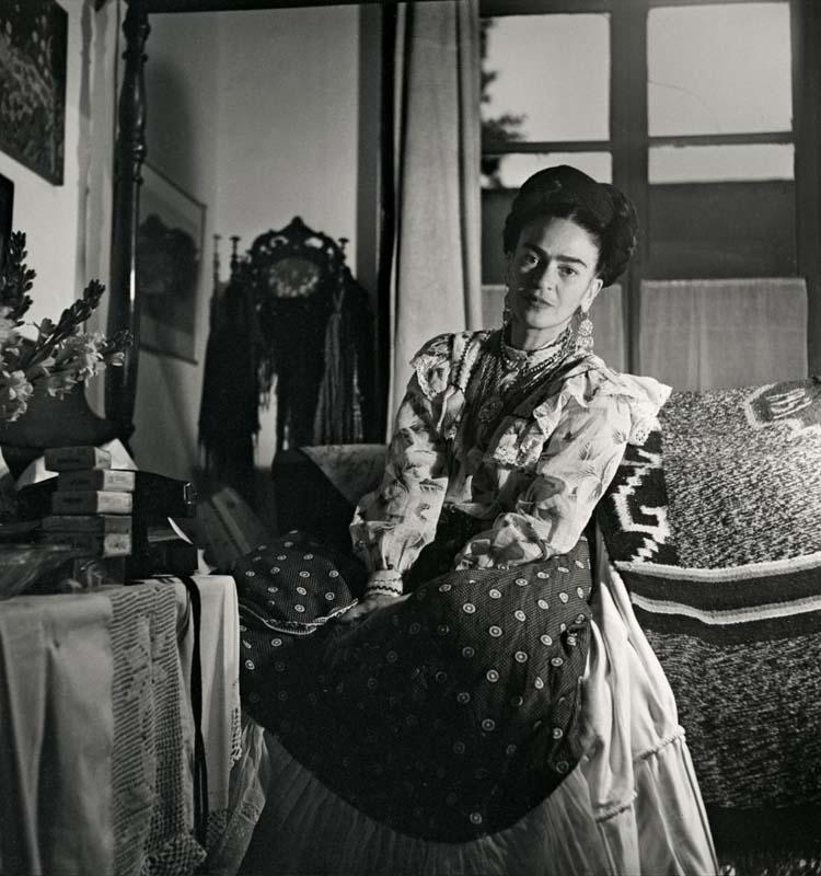 Frida Kahlo Gisele Freund