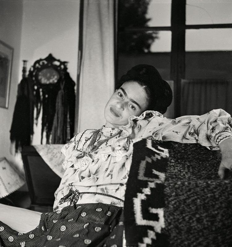 Frida Kahlo intimidad Gisele Freund