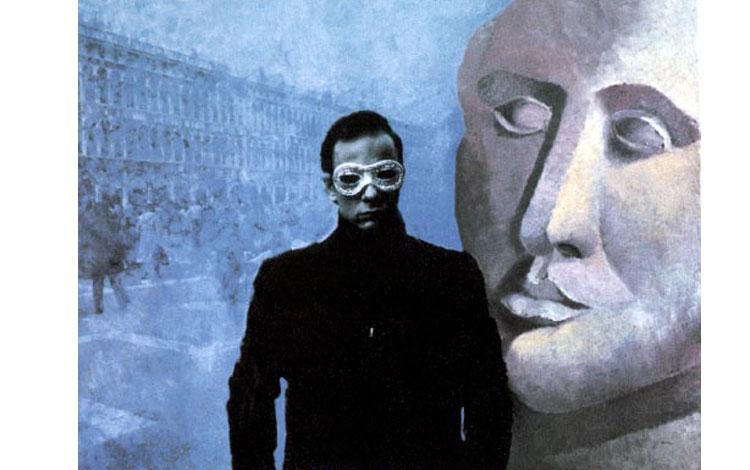 Arthur in Venice Duane Michals