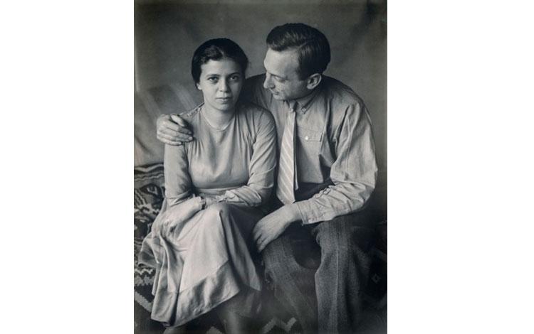 André Kertesz Elisabeth y yo