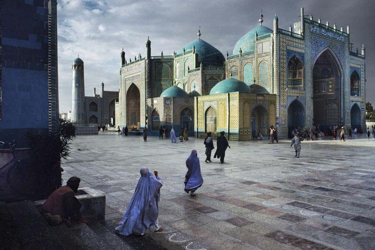 Steve McCurry mezquita