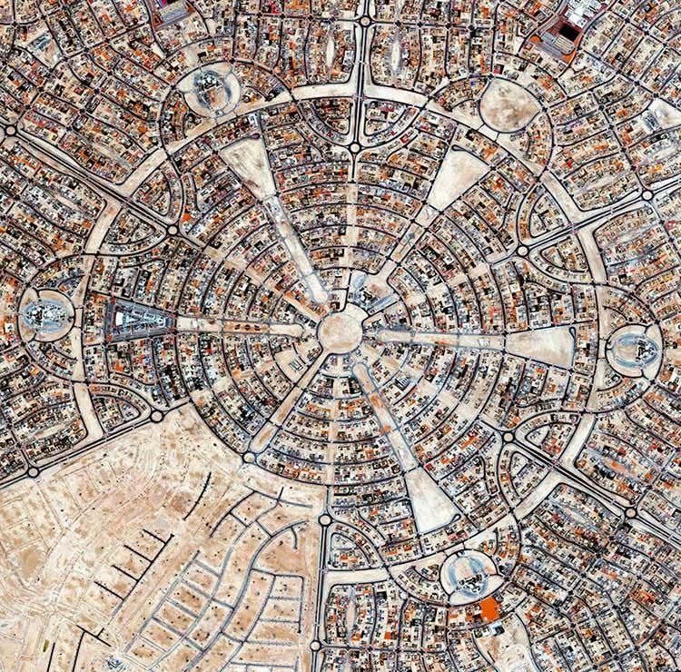 Proyecto de vivienda en Abu Dhabi