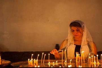 Armenia en la iglesia