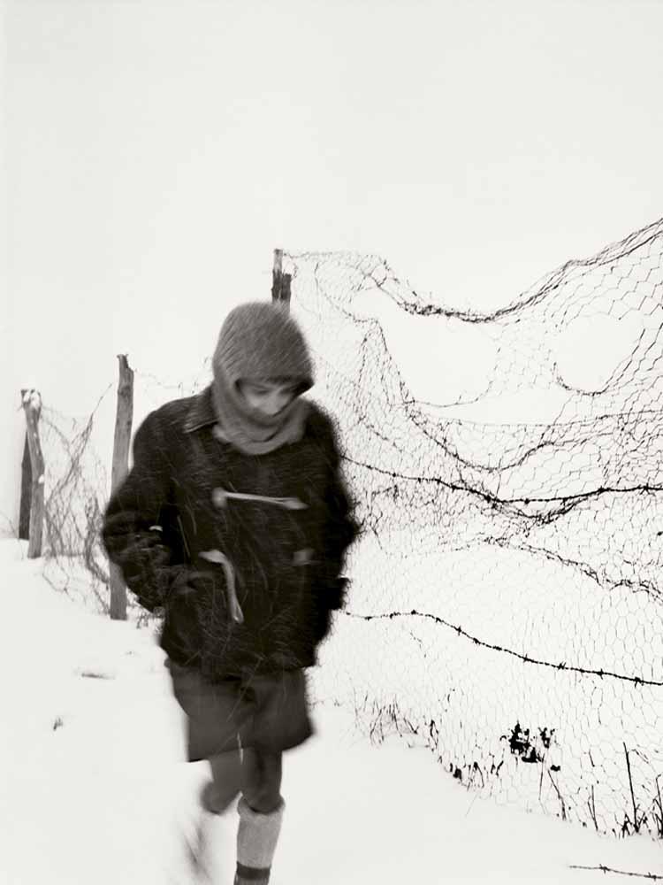 Alberto Schommer niño solo 1957