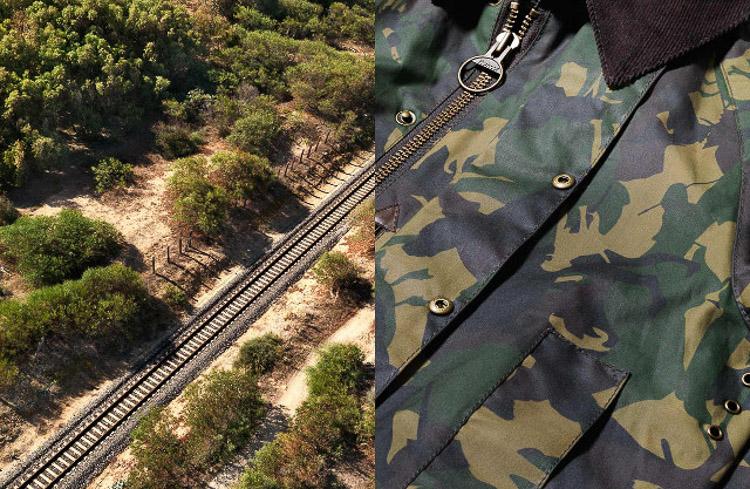 vías del tren con cremallera