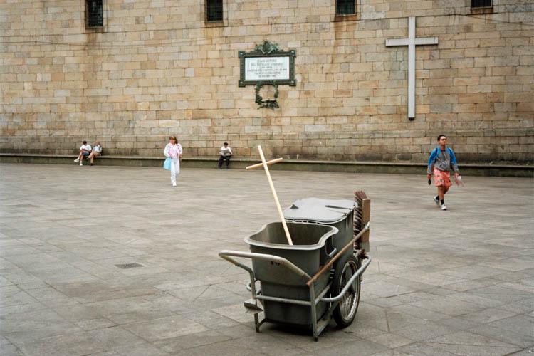 Martin Parr | 'Global Tourism', Santiago de Compostela