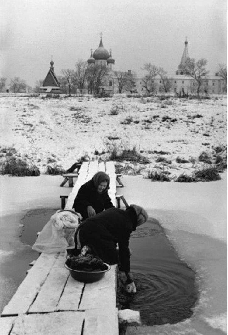 Henri Cartier-Bresson Suzdal, Rusia 1972