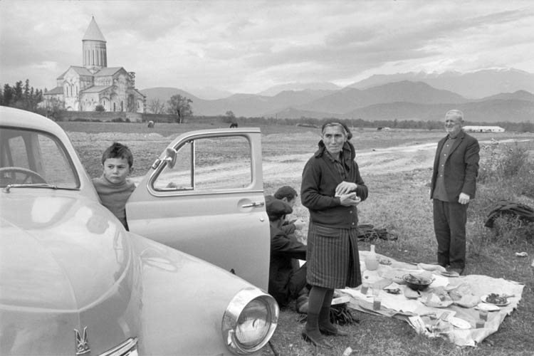 Henri Cartier-Bresson Telavi, Georgia 1972